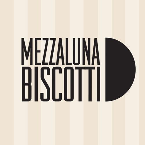 Mezzaluna Biscotti | Gourmet Biscotti