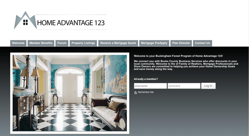Home Advantage 123
