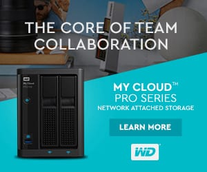 WD My Cloud Pro NAS
