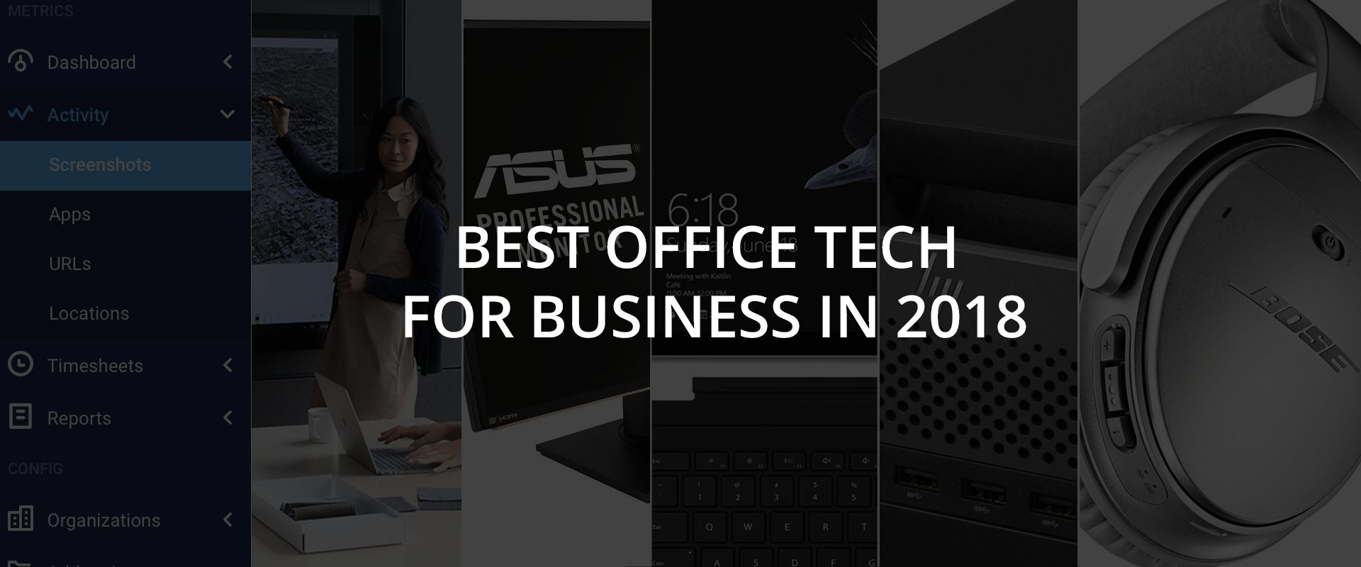 BEST OFFICE TECH FOR BUSINESS IN 2018